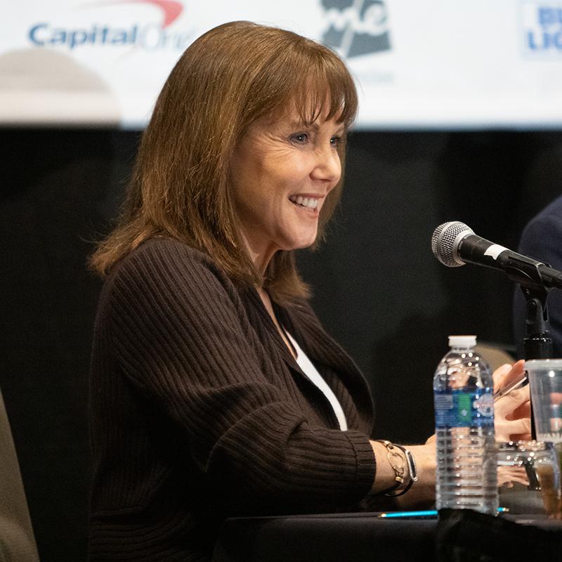 Healthcare's Digital Disruptors Hope vs Hype - Jayne O'Donnell - 2019 - Photo by Donny DeBruno