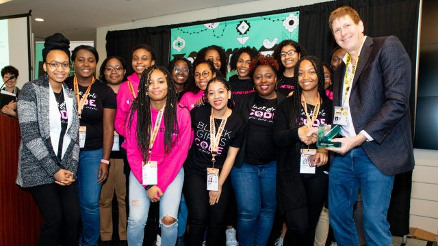 SXSW Community Service - Black Girls Code - 2019 - Photo by Errich Petersen