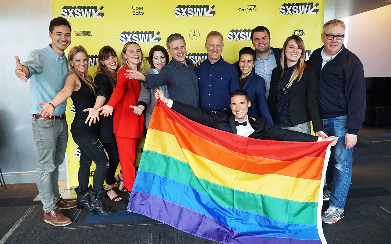2019 SXSW Film, State of Pride – Photo by Ziv Kruger