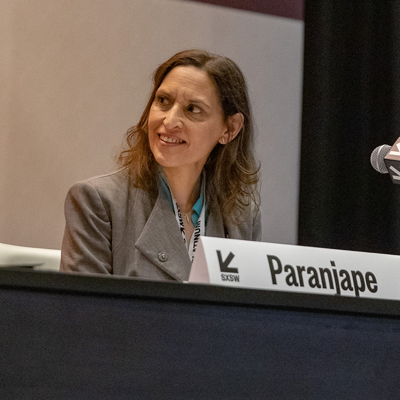 The Role of AI in Reducing the Impact of Pandemics - Sumi Paranjape - 2019 - Photo by Cris DeWitt