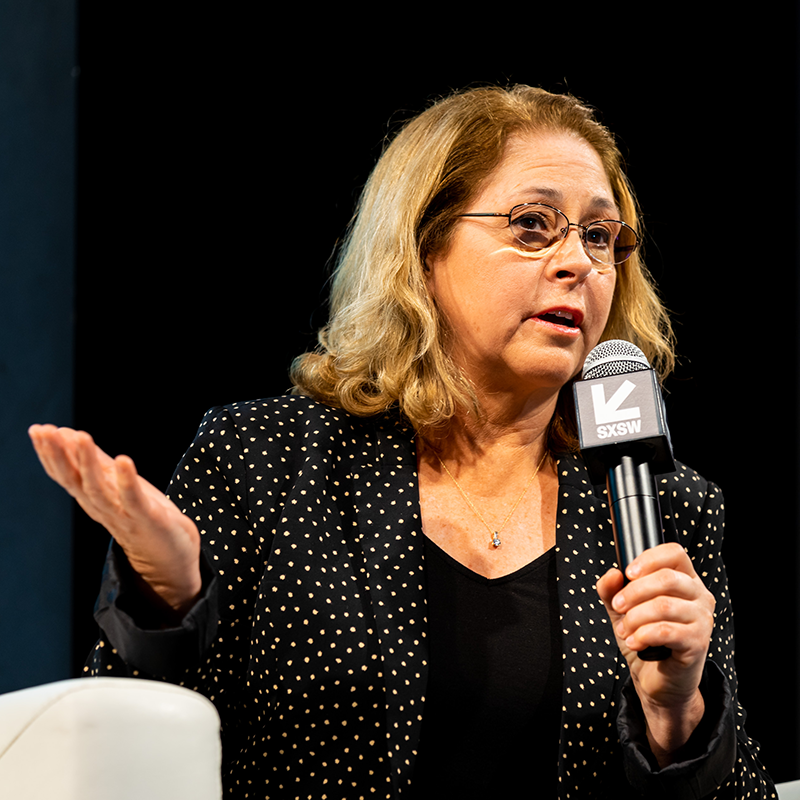 Featured Session: Shooting Stars: How NASA Works with Film & TV - Veronica McGregor - 2019 - Photo by John Feinberg