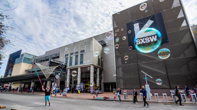 Austin Convention Center Photo by Aaron Rogosin