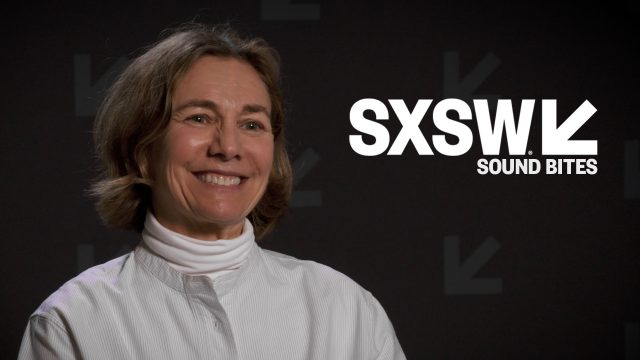 Ilene Chaiken in the SXSW Studio 2019
