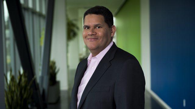 2020 SXSW Keynote, Reggie Fils-Aimé