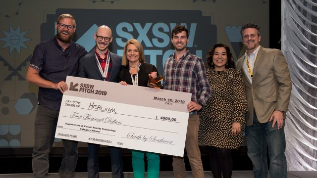 SXSW Presented by Cyndx Awards Ceremony - Healium - 2019 - Photo by Camille Mayor