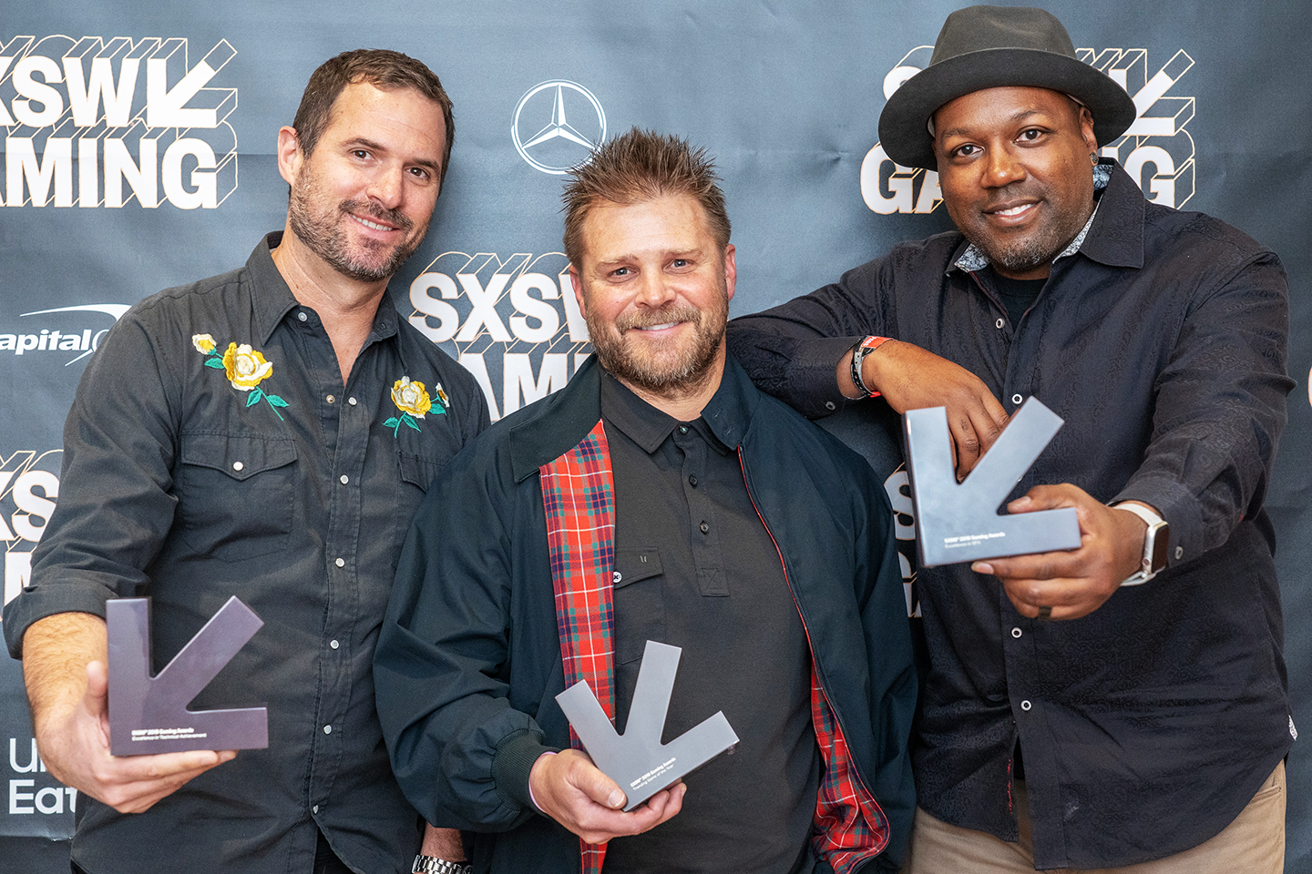2019 SXSW Gaming Awards – Photo by Stephen Olker