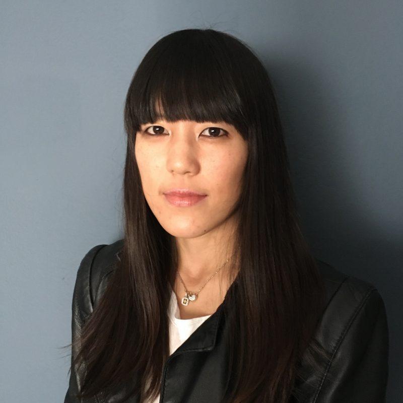 Annie Lee courtesy Interscope Geffen A&M