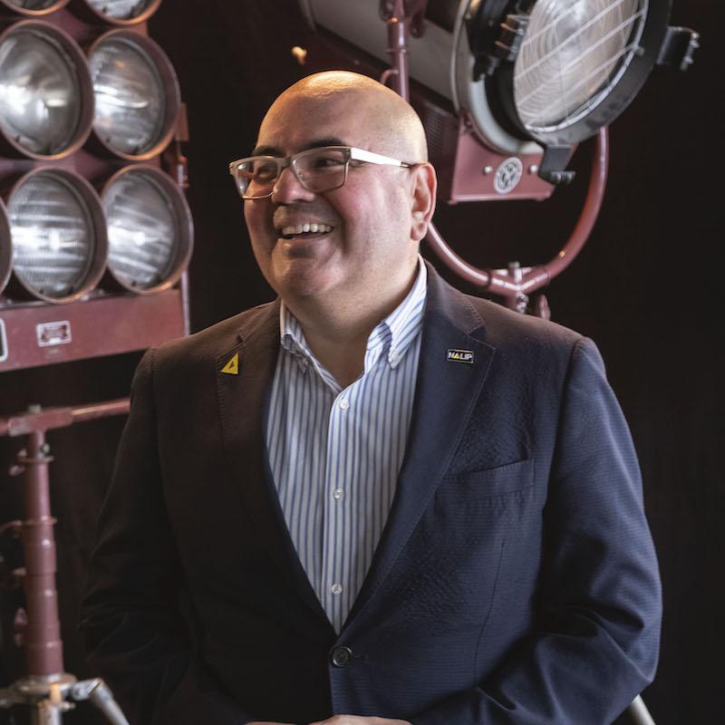Ben Lopez - Photo courtesy of speaker