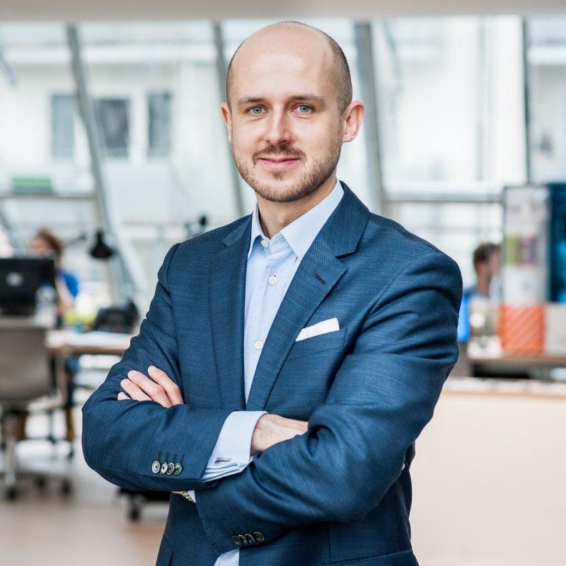 Bernhard Kowatsch - Photo courtesy of speaker