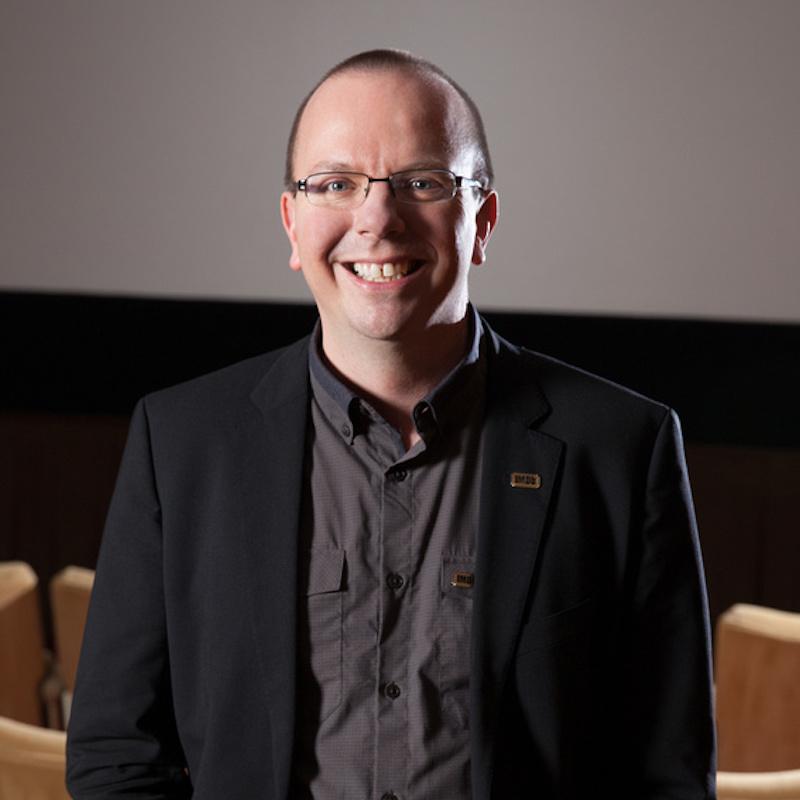 Col Needham - Photo c/o speaker