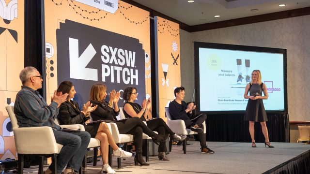 SXSW Pitch Presented by Cyndx - 2019 - Photo by Beverly Schulze