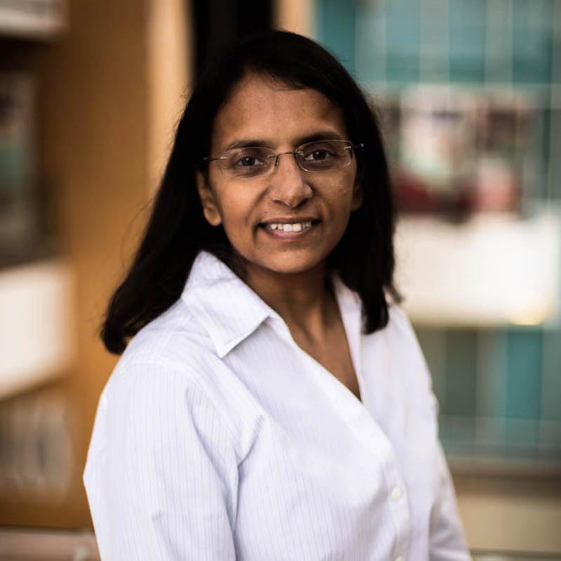 Dr Pooma Kushalnagar - Photo c/o speaker