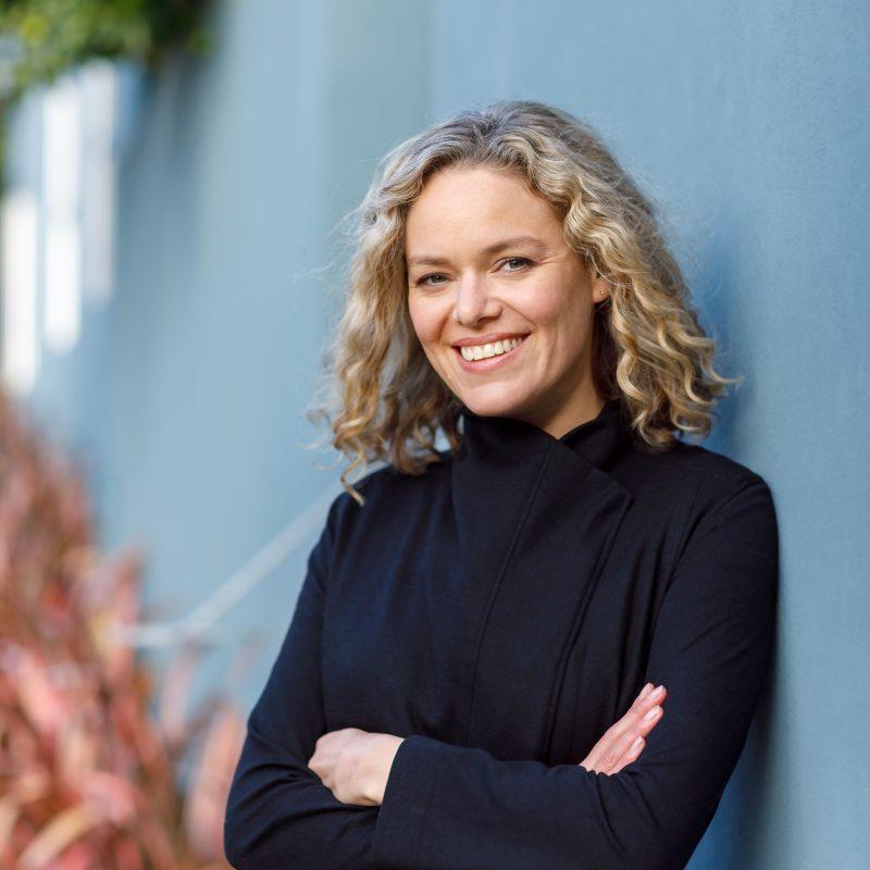 Katherine Maher - Photo courtesy of speaker