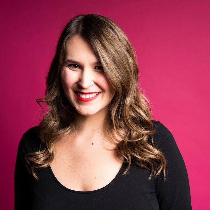 Lindsay Holmes - Photo courtesy of speaker
