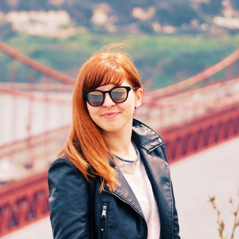 Monica Dinculescu - Photo courtesy of speaker