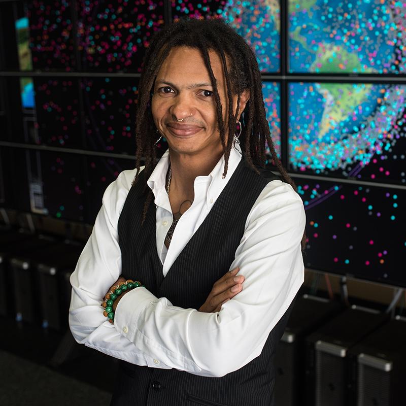 Moriba Jah - SXSW 2020 Speaker - Photo Courtesy of Speaker