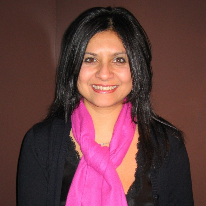 Neeta Ragoowansi - Photo courtesy of speaker