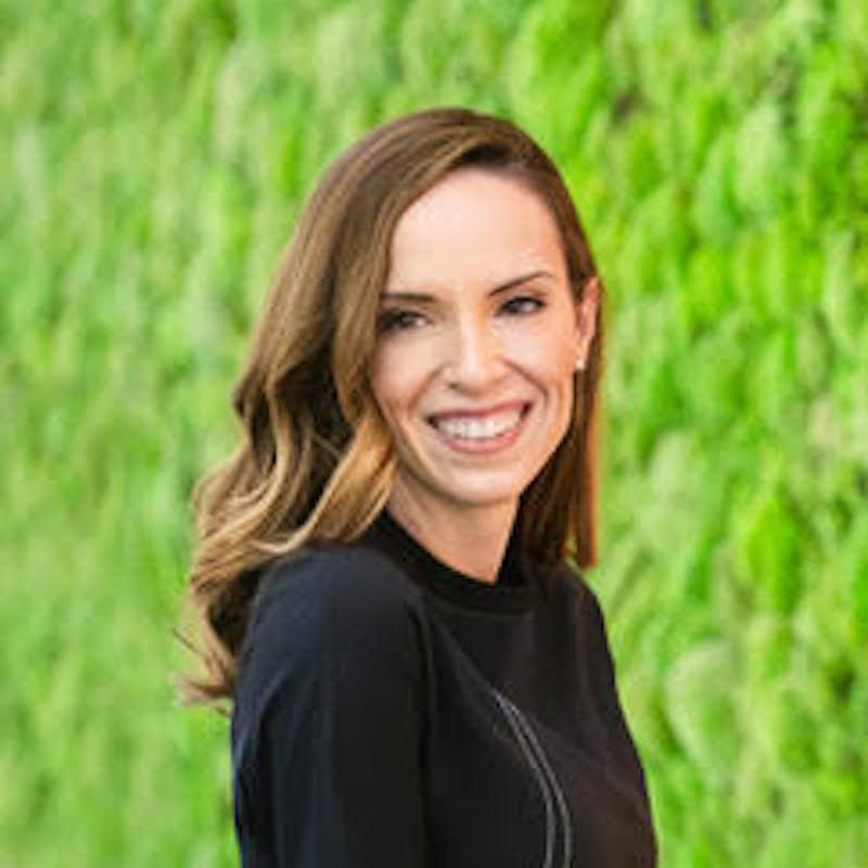 Rebecca Barkin - Photo c/o speaker