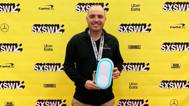 Inspiren - SXSW Interactive Innovation Award 2019 Winner - Photo Courtesy of Paul Coyne