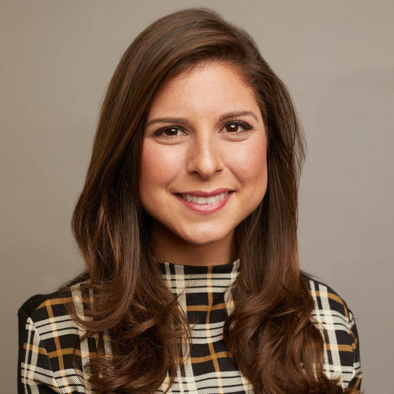 Sara Fischer - Photo courtesy of speaker
