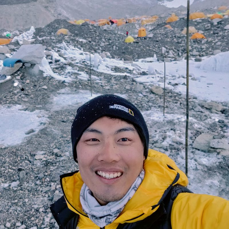 Tenzing Chogyal Sherpa - Photo courtesy of speaker