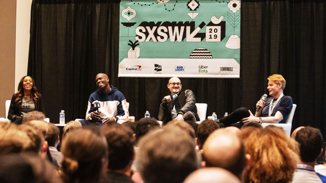 2019 session, eSports The Gamification of Real Sports – Photo by Allison Garrigan