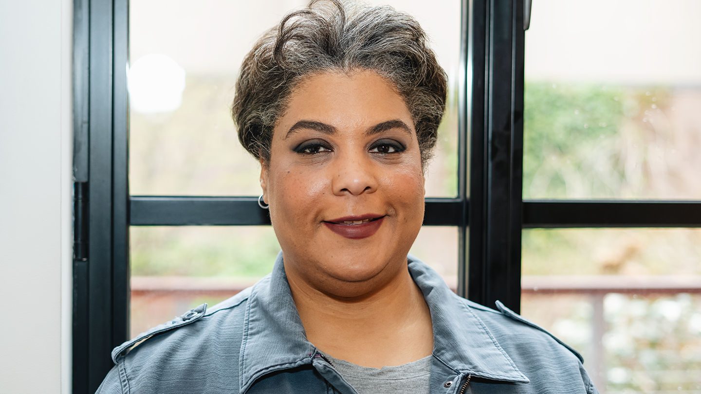 2020 Featured Speaker, Roxane Gay