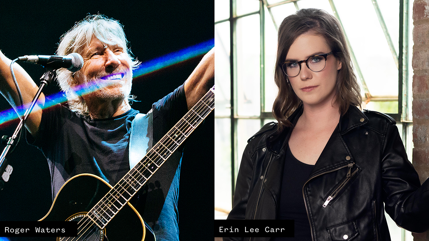 2020 SXSW Keynotes, Roger Waters and Erin Lee Carr – Photos courtesy of the speakers