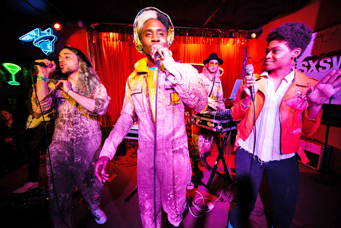 Traffic Music at the Continental Club, SXSW 2019