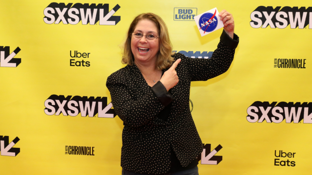 Featured Session: Shooting Stars: How NASA Works with Film & TV - Photo by Diego Donamaria/Getty Images for SXSW