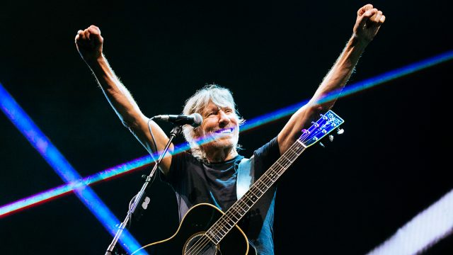 2020 SXSW Keynote, Roger Waters – Photo courtesy of the speaker