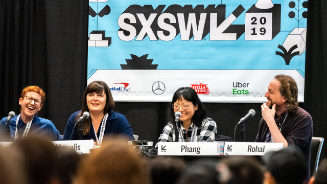 2019 SXSW Session, An Indie Filmakers Guide to Directing Television - Photo by John Feinberg