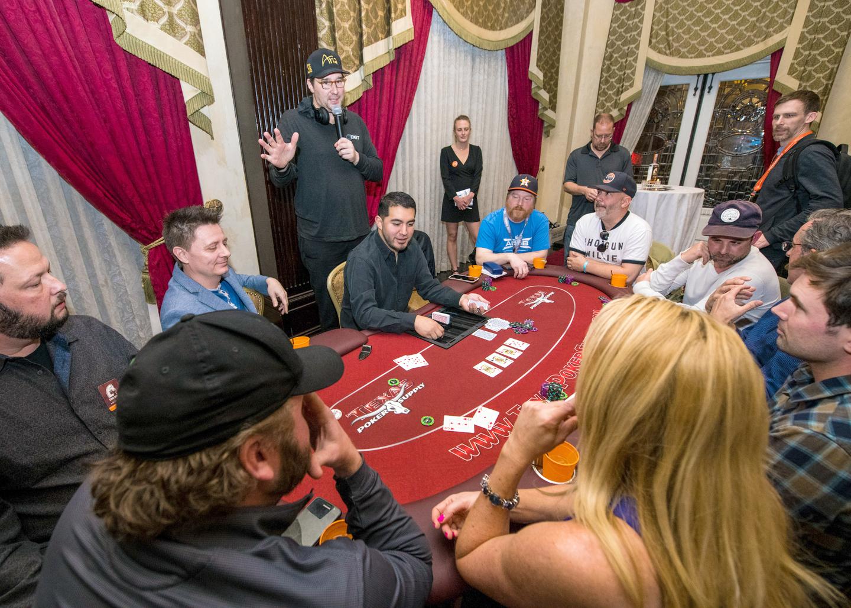 Kimo Sabe Mezcal Trusted Friend Poker Tournament with Phil Hellmuth, Driskill Hotel, SXSW 2019