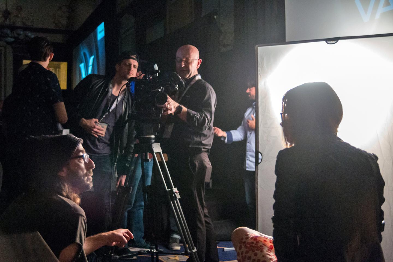 Next Gen Cinematography by Panasonic Cinema workshop at SXSW 2018