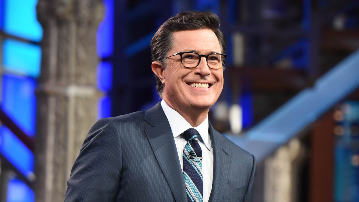 2020 SXSW Featured Speaker, Stephen Colbert