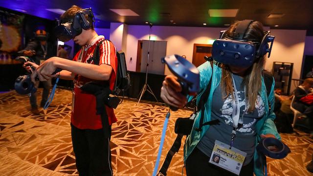 SXSW Virtual Cinema - Photo by Diego Donamaria