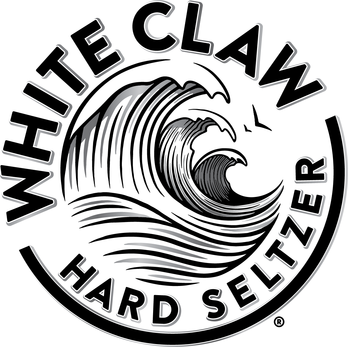 White Claw official sponsor logo