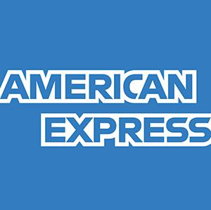 American Express sponsor logo