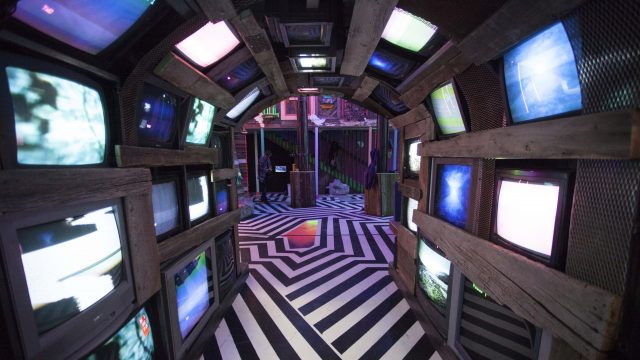 Meow Wolf House of Eternal Return – Photo by Lindsey Kennedy