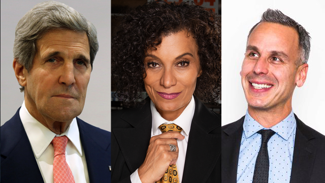 SXSW Podcast Stage with John Kerry, Wanda James, Bon Appétit's Adam Rapoport & More