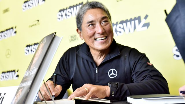 Wise Guy - Lessons from Tech, Startups, and Silicon Valley - Guy Kawasaki - 2019 - Photo by Chris Saucedo/Getty Images for SXSW