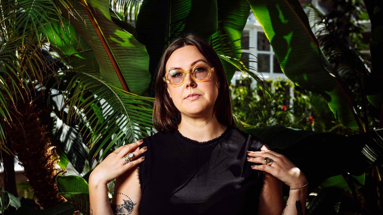 Nadia Reid - Photo by Alex Lovell-Smith