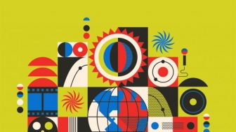 SXSW 2020 poster design by artist Ty Mattson