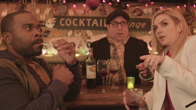 2020 SXSW Episodic Pilot, Cooper's Bar