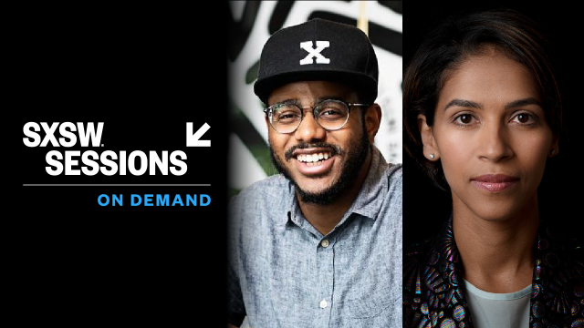 Chef Kwame Onwuachi and Liz Bacelar - SXSW Sessions
