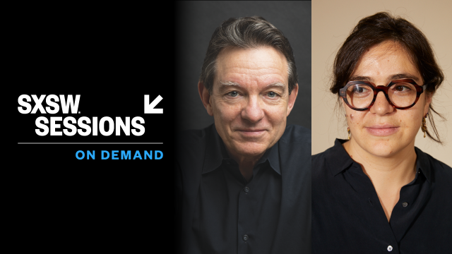 Lawrence Wright & Lila Shapiro - SXSW Sessions