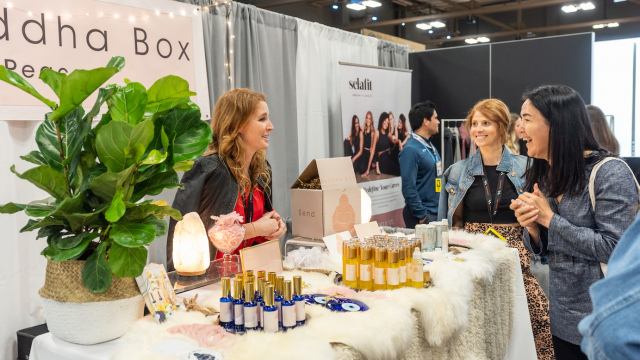SXSW Wellness Exhibitor Buddha Box
