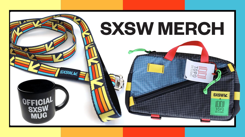 SXSW Merch