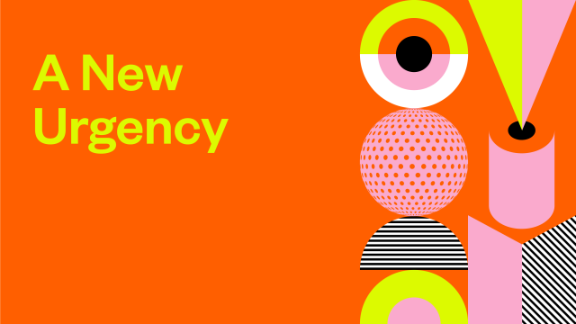 A New Urgency - 2021 SXSW Theme