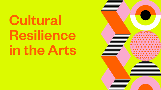 Cultural Resilience in the Arts - 2021 SXSW Theme